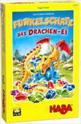 Cover-Bild zu Funkelschatz das Drachen-Ei von Burkhardt, Lena