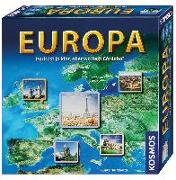 Cover-Bild zu Europa von Burkhardt, Günter