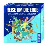 Cover-Bild zu Reise um die Erde - Spielerisch die Welt entdecken von Burkhardt, Günter