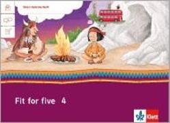 Cover-Bild zu Mein Indianerheft. Fit for five 4
