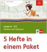 Cover-Bild zu Mein Indianerheft. Lesen A. Fördern und Inklusion. Arbeitsheft Klasse 1/2 (5-er Paket)