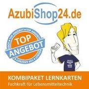 Cover-Bild zu AzubiShop24.de Kombi-Paket Lernkarten Fachkraft für Lebensmitteltechnik von Rung-Kraus, Michaela