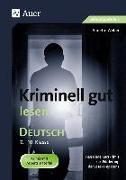 Cover-Bild zu Kriminell gut lesen von Weber, Annette