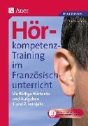 Cover-Bild zu Hörkompetenz-Training im Französischunterricht 1-2 von Paraire, Ines