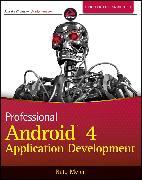 Cover-Bild zu Meier, Reto: Professional Android 4 Application Development (eBook)