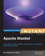 Cover-Bild zu Bachmann-Gmur, Reto: Instant Apache Stanbol (eBook)