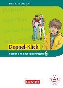 Cover-Bild zu Doppel-Klick, Das Sprach- und Lesebuch, Mittelschule Bayern, 6. Jahrgangsstufe, Schülerbuch von Bonora, Susanne