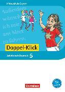 Cover-Bild zu Doppel-Klick, Das Sprach- und Lesebuch, Mittelschule Bayern, 5. Jahrgangsstufe, Arbeitsheft mit Lösungen von Bonora, Susanne