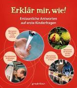 Cover-Bild zu Erklär mir, wie! von gondolino Wissen und Können (Hrsg.)