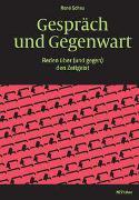 Cover-Bild zu Scheu, René: Gespräch und Gegenwart
