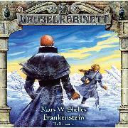 Cover-Bild zu Shelley, Mary W.: Gruselkabinett, Folge 13: Frankenstein (Folge 2 von 2) (Audio Download)