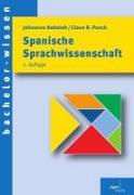 Cover-Bild zu Kabatek, Johannes: Spanische Sprachwissenschaft