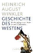 Cover-Bild zu Winkler, Heinrich August: Geschichte des Westens (eBook)