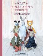 Cover-Bild zu Peel, Sarah: Sewing Luna Lapin's Friends (eBook)