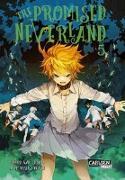 Cover-Bild zu Shirai, Kaiu: The Promised Neverland 5