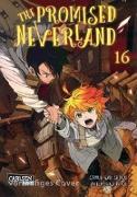 Cover-Bild zu Shirai, Kaiu: The Promised Neverland 16