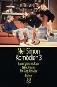 Cover-Bild zu Simon, Neil: Komödien III