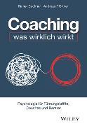 Cover-Bild zu Buchner, Rainer: Coaching - was wirklich wirkt