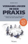 Cover-Bild zu Weiss, Joshua: Verhandlungen in der Praxis