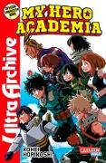 Cover-Bild zu Horikoshi, Kohei: My Hero Academia - Ultra Archive