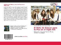 Cover-Bild zu Suárez Nava de Parra, Francis Mercedes: El Reto de Educar para la Paz en el Siglo XXI