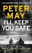 Cover-Bild zu May, Peter: I'll Keep You Safe