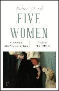 Cover-Bild zu Musil, Robert: Five Women