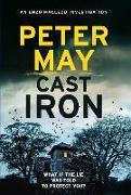 Cover-Bild zu May, Peter: Cast Iron