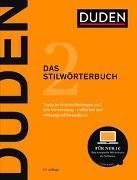 Cover-Bild zu Duden - Das Stilwörterbuch von Dudenredaktion (Hrsg.)