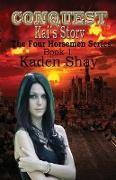 Cover-Bild zu Shay, Kaden: CONQUEST