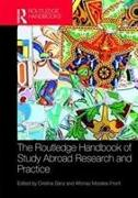 Cover-Bild zu Sanz, Cristina (Hrsg.): The Routledge Handbook of Study Abroad Research and Practice