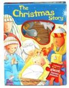 Cover-Bild zu Holmes, Stephen (Illustr.): Christmas Story - Box Set (Floor Puzzles)