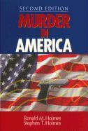 Cover-Bild zu Holmes, Ronald M.: Murder in America