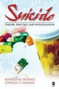 Cover-Bild zu Holmes, Ronald M.: Suicide