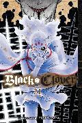 Cover-Bild zu Tabata, Yuki: Black Clover, Vol. 21