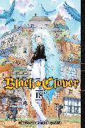 Cover-Bild zu Yuki Tabata: Black Clover, Vol. 18