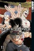 Cover-Bild zu Tabata, Yuki: Black Clover 11