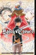 Cover-Bild zu Tabata, Yuki: Black Clover, Vol. 2