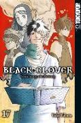 Cover-Bild zu Tabata, Yuki: Black Clover 17