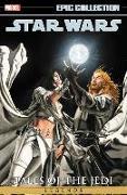 Cover-Bild zu Ostrander, John: Star Wars Legends Epic Collection: Tales of the Jedi Vol. 1