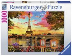 Cover-Bild zu Abendstimmung in Paris