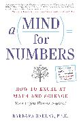 Cover-Bild zu A Mind for Numbers von Oakley, Barbara