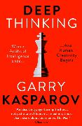 Cover-Bild zu Deep Thinking von Kasparov, Garry