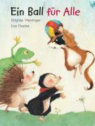 Cover-Bild zu Ein Ball für alle von Weninger, Brigitte