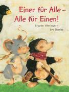 Cover-Bild zu Einer für alle - Alle für einen von Weninger, Brigitte
