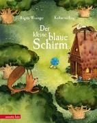 Cover-Bild zu Der kleine blaue Schirm von Weninger, Brigitte