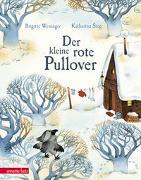 Cover-Bild zu Der kleine rote Pullover von Weninger, Brigitte