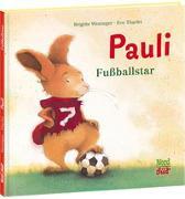 Cover-Bild zu Pauli - Fußballstar von Weninger, Brigitte