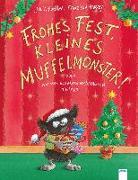 Cover-Bild zu Frohes Fest, kleines Muffelmonster! von Boehme, Julia