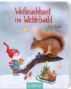 Cover-Bild zu Weihnachtszeit im Wichtelwald von Kaden, Outi